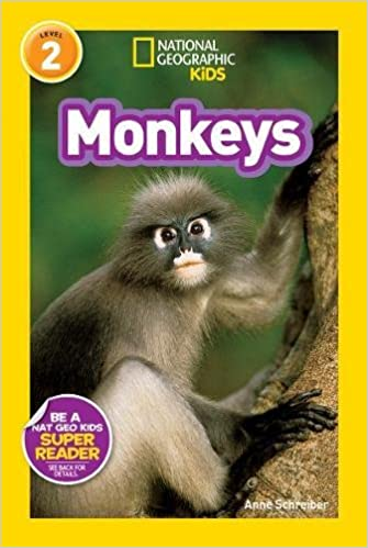 Monkeys (National Geographic Readers)