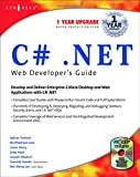 img - for C#.net Web Developer's Guide (With CD-ROM) book / textbook / text book