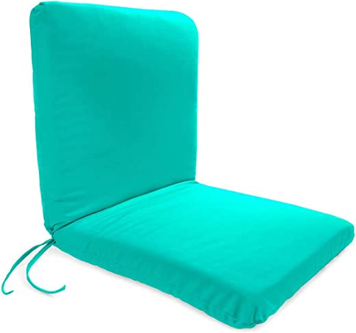 Plow Hearth Classic Polyester Outdoor Chair Cushion