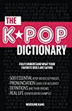 img - for The Kpop Dictionary: 500 Essential Korean Slang Words and Phrases Every Kpop Fan Must Know book / textbook / text book