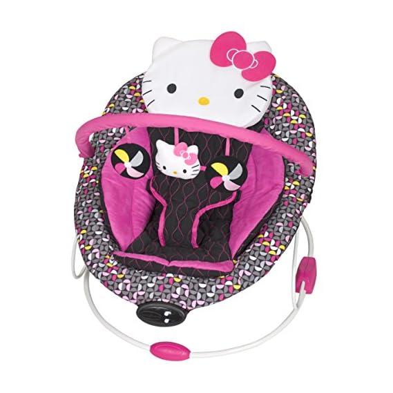 Baby Trend Hello Kitty Bouncer, Pinwheel