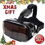 SMAVR 3D VR Immersive Headset Glasses,...