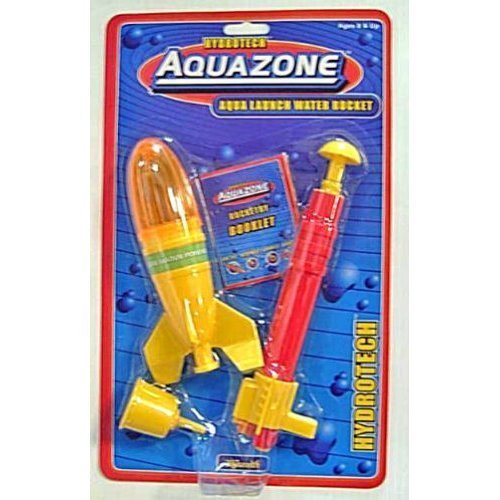 Toysmith Kids Aqua Launch Water Powered Space Rocket (Water Powered Rocket compare prices)