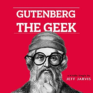 Gutenberg the Geek Hörbuch