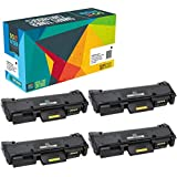 Do it Wiser Compatible 106R02777 Toner for Xerox Phaser 3260 3260DI 3260DNI 3052 WorkCentre 3215 3215NI 3225 3225DNI - High Yield 4 Pack - 3,000 Pages