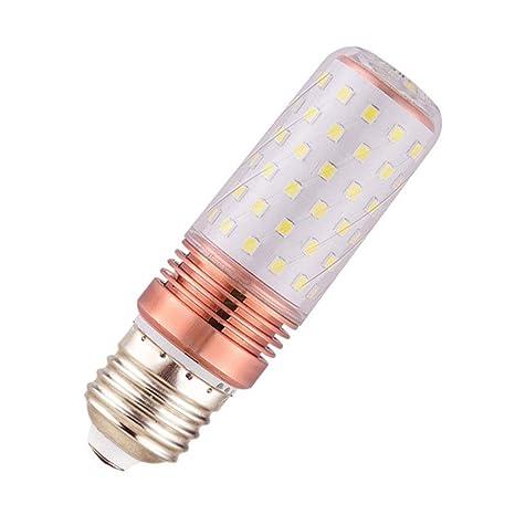 joizo E27 llevó los bulbos de maíz de 12W LED Vela Bombillas LED Candelabro Bulbos Amarillo