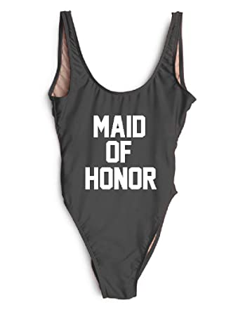 b3803fb2549ff LUXXY Women Barbie Swimwear One Piece Black Bodysuit Monokini Beachwear  Summer Top Girls Swimsuit at Amazon Women's Clothing store: