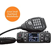 AnyTone AT-778UV Dual Band Transceiver Mobile Radio VHF/UHF Two Way and Amateur Radio