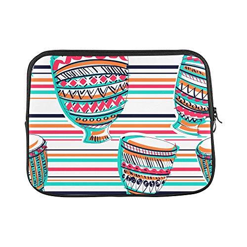 - Design Custom Drumming Instrument Band Art Popular Sleeve Soft Laptop Case Bag Pouch Skin for Air 11