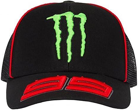 2018 Jorge Lorenzo 99 Monster MotoGP - Gorra de béisbol para ...