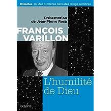 L'humilité de Dieu (Comètes) (French Edition)