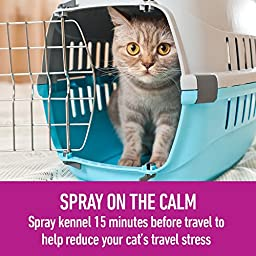 Comfort Zone Feliway Spray, 75 mL, For Cat Calming