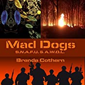 Mad Dogs, Books 5-6 | Brenda Cothern