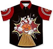 ScudoPro Crash Bowling Jersey