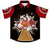 ScudoPro Crash Bowling Jersey - Size XS