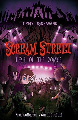 (Scream Street: Flesh of the)