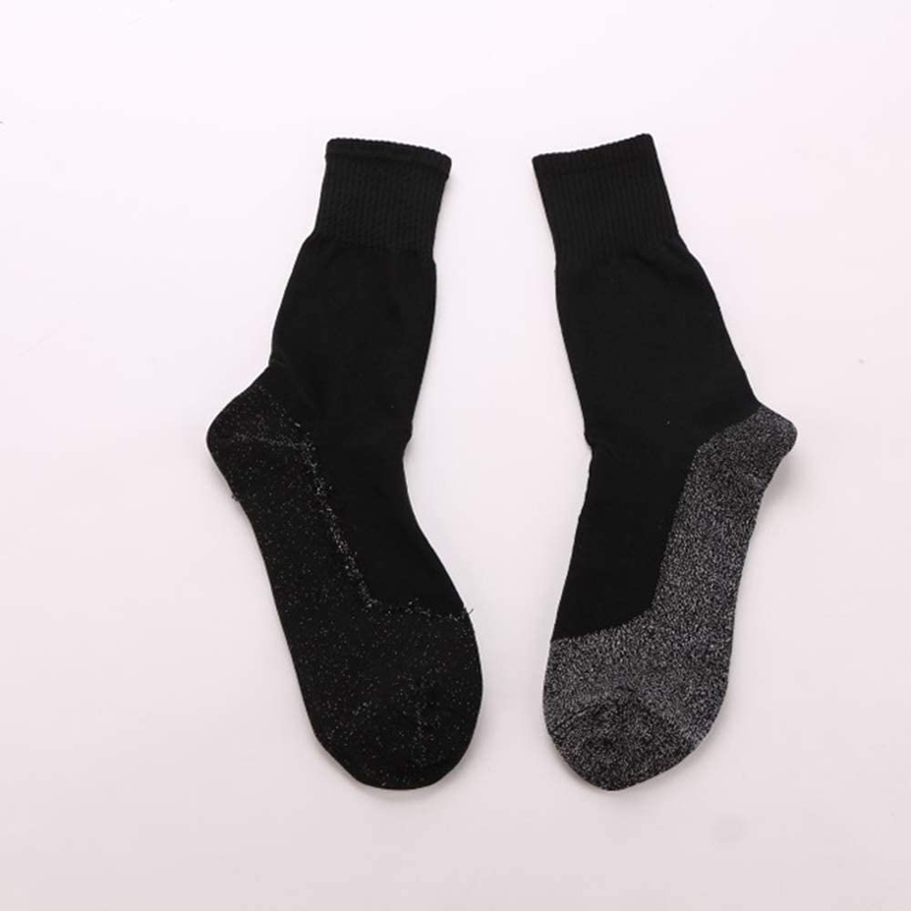 G/älacie Unisex Heated Socks Foot Warmer Rechargeable Electric Heated Socks Cold Weather Thermal Socks For Sport Outdoor Camping Hiking