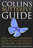 Butterfly Guide, Tom Tolman, 0007279779