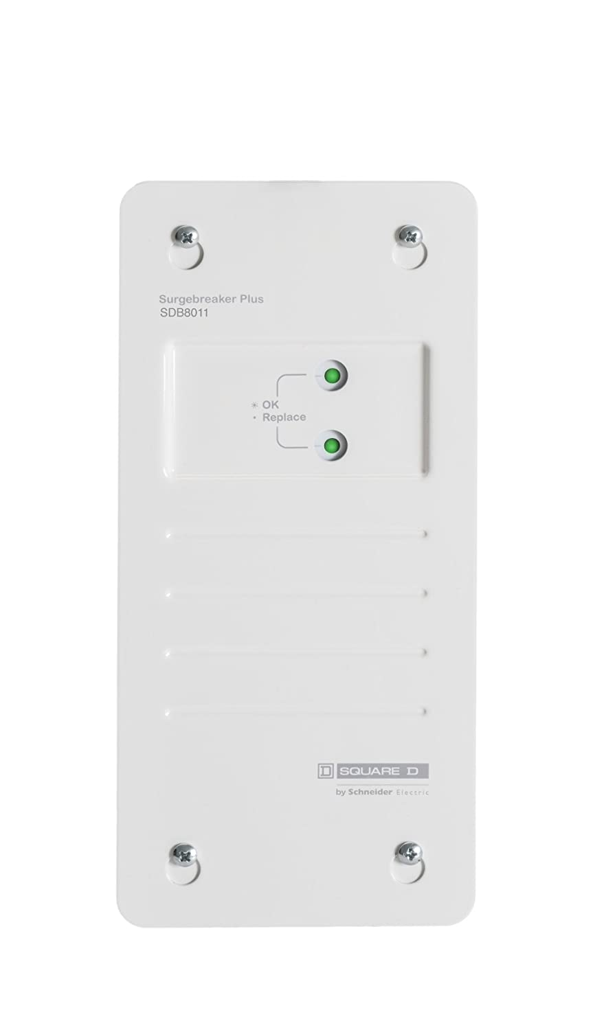 Schneider Electric Sdsb80111ccp Surgebreaker Plus Whole House Surge Protection With Two 20amp Circuit Breakers Protector Grey Cables Amazon Canada