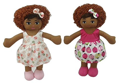 Adorable Brown Sugar Rag Doll with Lady  - Adorable Rag Doll Shopping Results