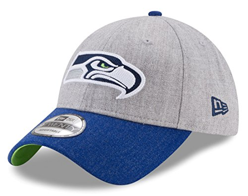 重くする迅速清めるSeattle Seahawks New Era 9 Forty NFL「Heather Crisp 2