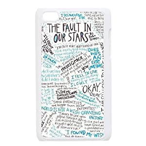 Okay? okay.the Fault in Our Stars Hard Plastic phone Case Cover FOR IPod Touch 4 FAN206594