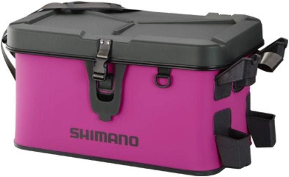 シマノ(SHIMANO) ロッドレスト ボートバッグ(ハードタイプ) 27L ピンク BK-007R