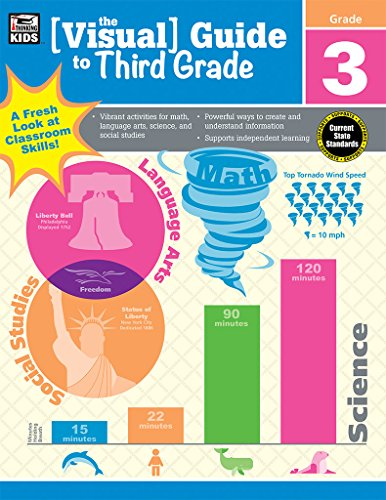 - Visual Guide to Third Grade (The Visual Guide)