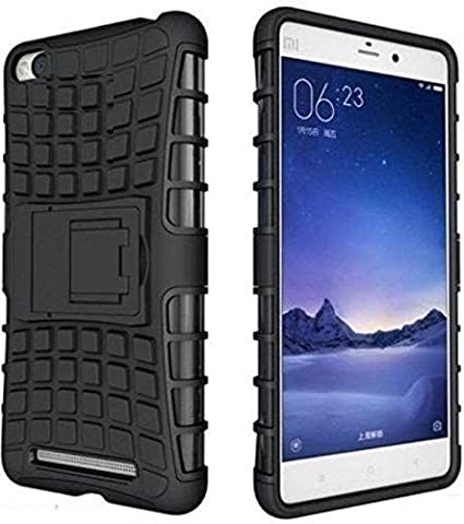 finest selection a1541 5c1d9 Favour XIAOMI REDMI 4A Back Cover Defender Cover |: Amazon.in ...