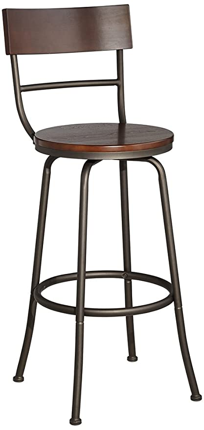 metal swivel bar stools Amazon.com: Langdon 29