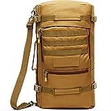 Outdoor Backpack for Men - Deep Khaki