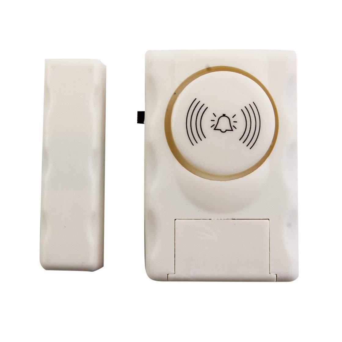 Sú per Loud Decibel Inalá mbrico Anti Hurto Perdido Dispositivo de Alarma Hogar Puerta Ventana de Alarma de Entrada Casa de Seguridad Sistema de Seguridad Laurelmartina