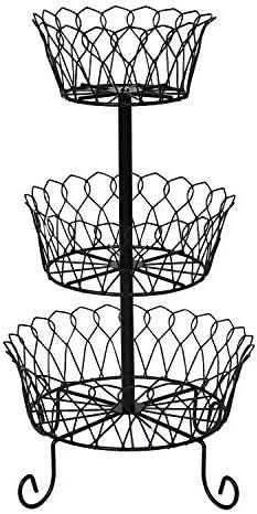 Home District 3 Tier Fruit Basket product image
