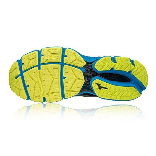 Uomo Wave Multicolore Ultima 001 Syellow Running Scarpe da Mizuno Blue Blue 10 O 1OqndR5Y