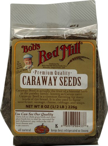Bob's Red Mill Caraway Seeds - 8 - Caraway Rye Seeds Bread