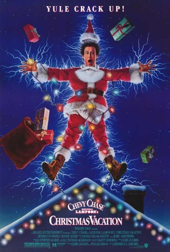 National Lampoon's Christmas Vacation POSTER Movie (27 x 40 Inches – 69cm x 102cm) (1989)