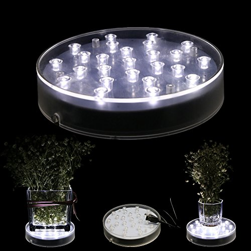 Round Led Lights For Centerpieces