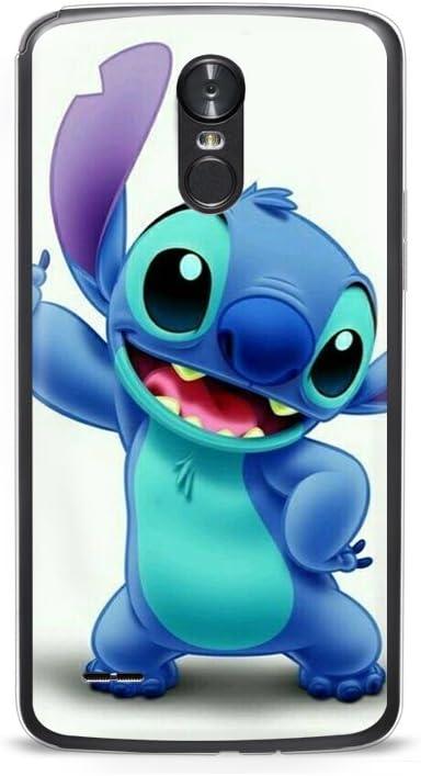 GSPSTORE LG STYLO 3 case Lilo & Stitch Cartoon Cute Case Protector Cover for LG Stylo 3/Stylo 3 Plus/LG LS777#14