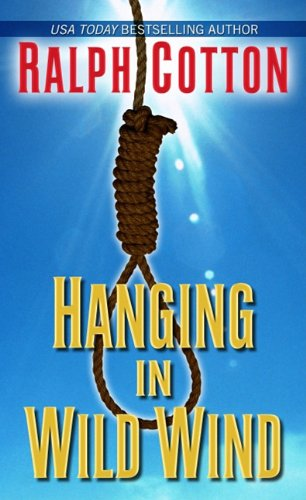 book cover of A Hanging in Wild Wind