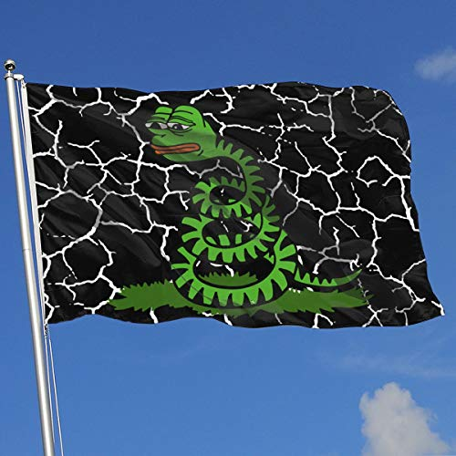 A13UDQ Outdoor Flags Don't Tread On Memes 3X5