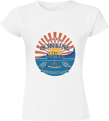Camiseta de algodón con texto en alemán