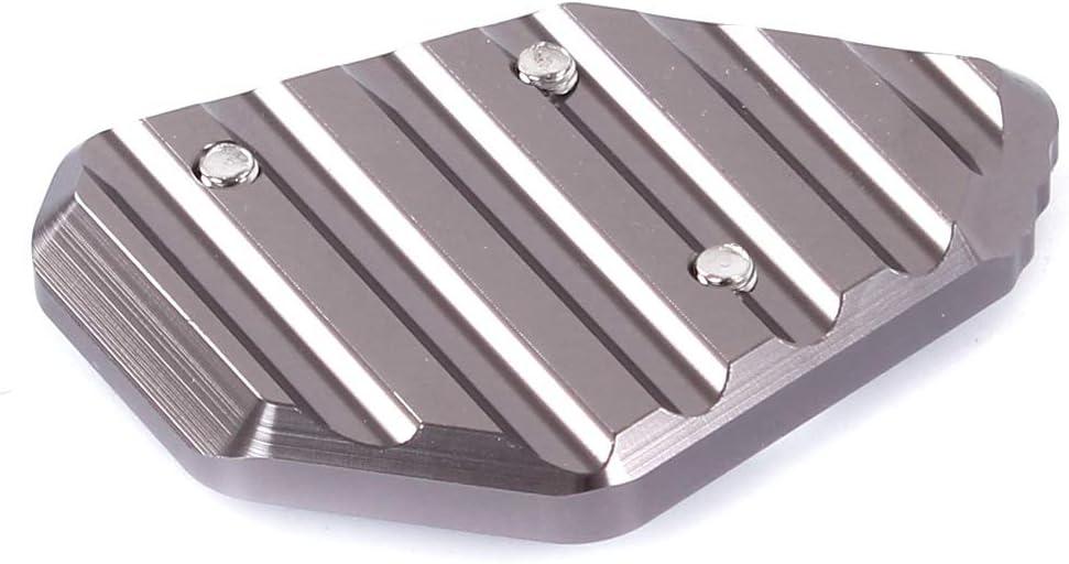 Soporte Lateral de Aluminio de Alta Resistencia para Motocicleta B-M-W F800R HP2 R1200S para AutoAccessoryMisc BEESCLOVER