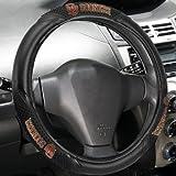 Fremont Die NCAA Oklahoma Sooners Massage Steering Wheel Cover, Black, One Size