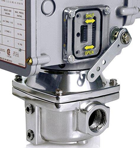 ASCO Power Technologies V710KASV15 Valve Body 2-1/2'' Linear Trim