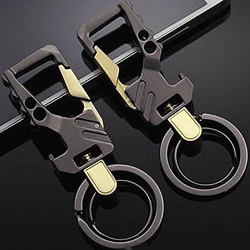 Schlüsselanhänger Karabinerhaken Schlüsselring Schlüsselorganizer Schlüsselbund