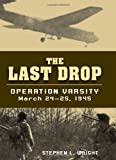 The Last Drop, Stephen L. Wright, 081170310X