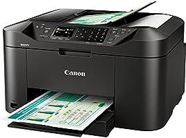 Canon MAXIFY MB2150 Inyección de Tinta WiFi Negro - Impresora ...