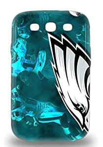 New Style NFL Philadelphia Eagles Donovan Mcnabb #5 Premium Tpu Cover 3D PC Case For Galaxy S3 ( Custom Picture iPhone 6, iPhone 6 PLUS, iPhone 5, iPhone 5S, iPhone 5C, iPhone 4, iPhone 4S,Galaxy S6,Galaxy S5,Galaxy S4,Galaxy S3,Note 3,iPad Mini-Mini 2,iPad Air )
