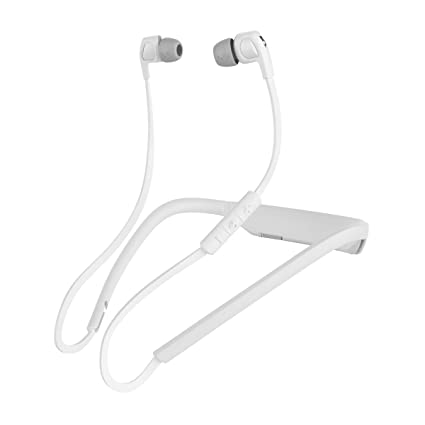 Auriculares internos con Bluetooth Skullcandy Smokin Buds 2 Wireless, BLANCO