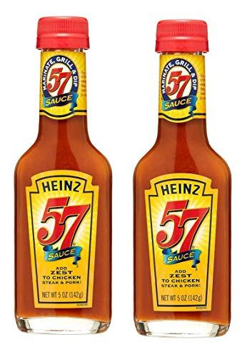 5 Oz Steak Sauce - Heinz 57 Steak Sauce 5 oz (Pack of 2)